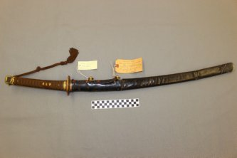 Leahy museum sword